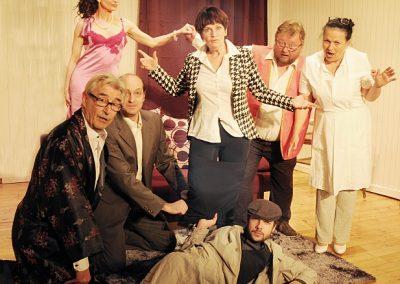 Theatergr. st leopold > ausser kontrolle <